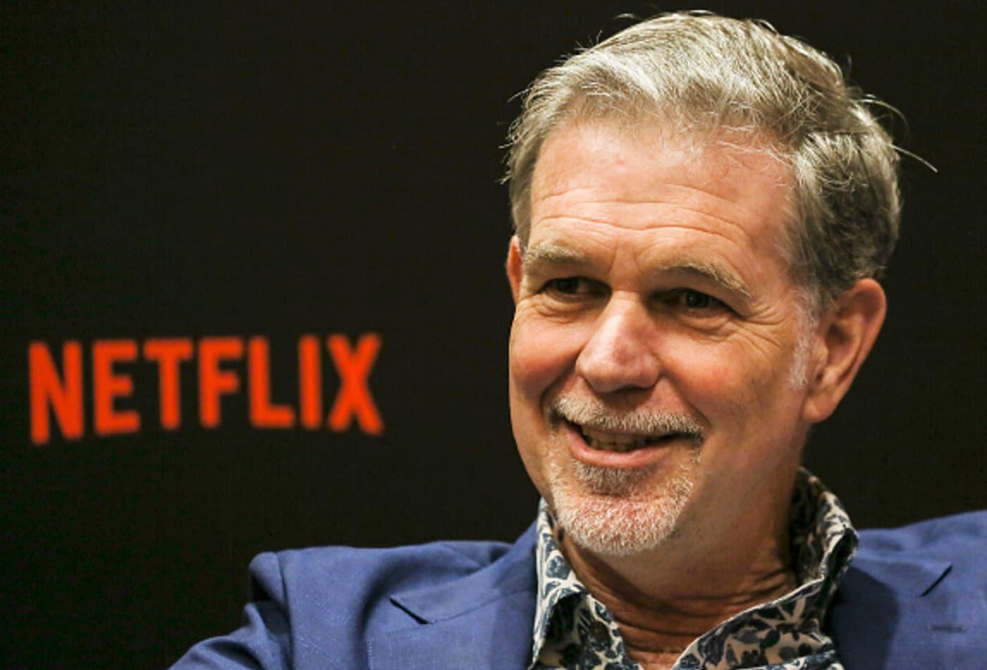 Netflix shares rise slightly despite weak guidance, domestic subscriber miss