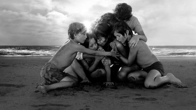 Amc Best Picture Showcase 2020.Netflix S Best Picture Nominee Roma Won T Be At Most Theaters