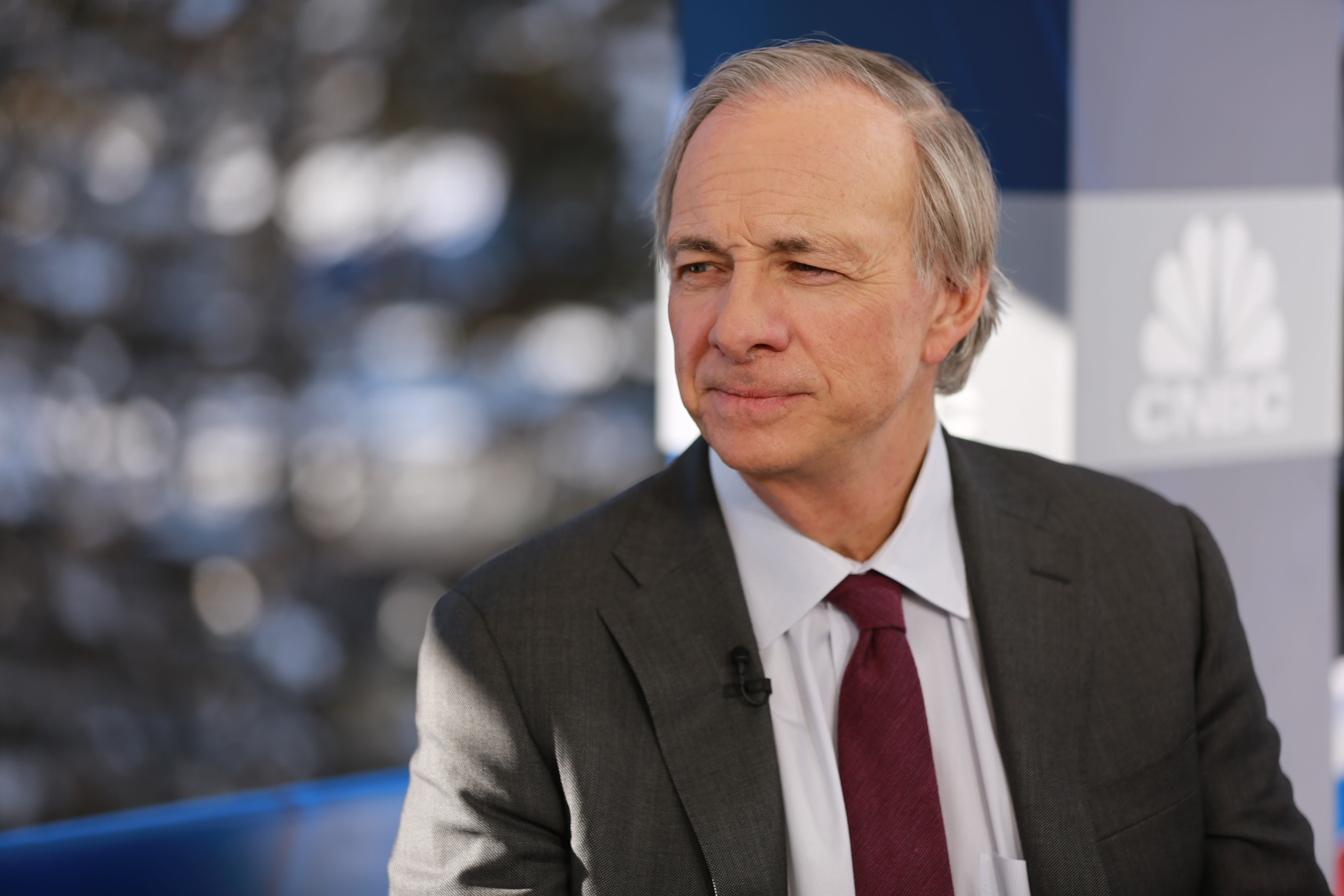 Ray Dalio says he wouldn't rule out China weaponizing its massive US Treasury holdings