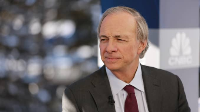 CNBC: 2019 WEF Davos: Ray Dalio 190122 3