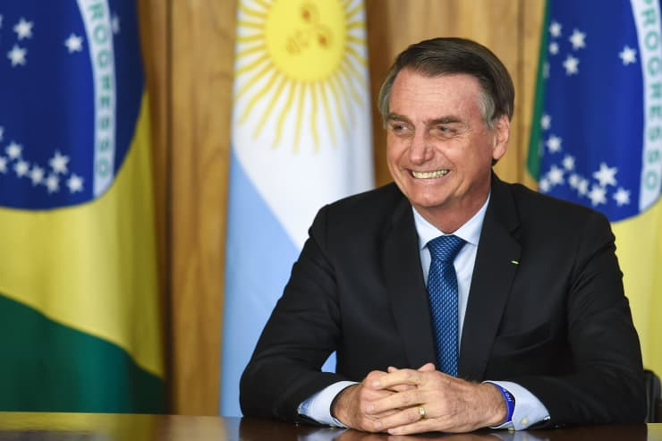 Bolsonaro Brazil 190122 EU