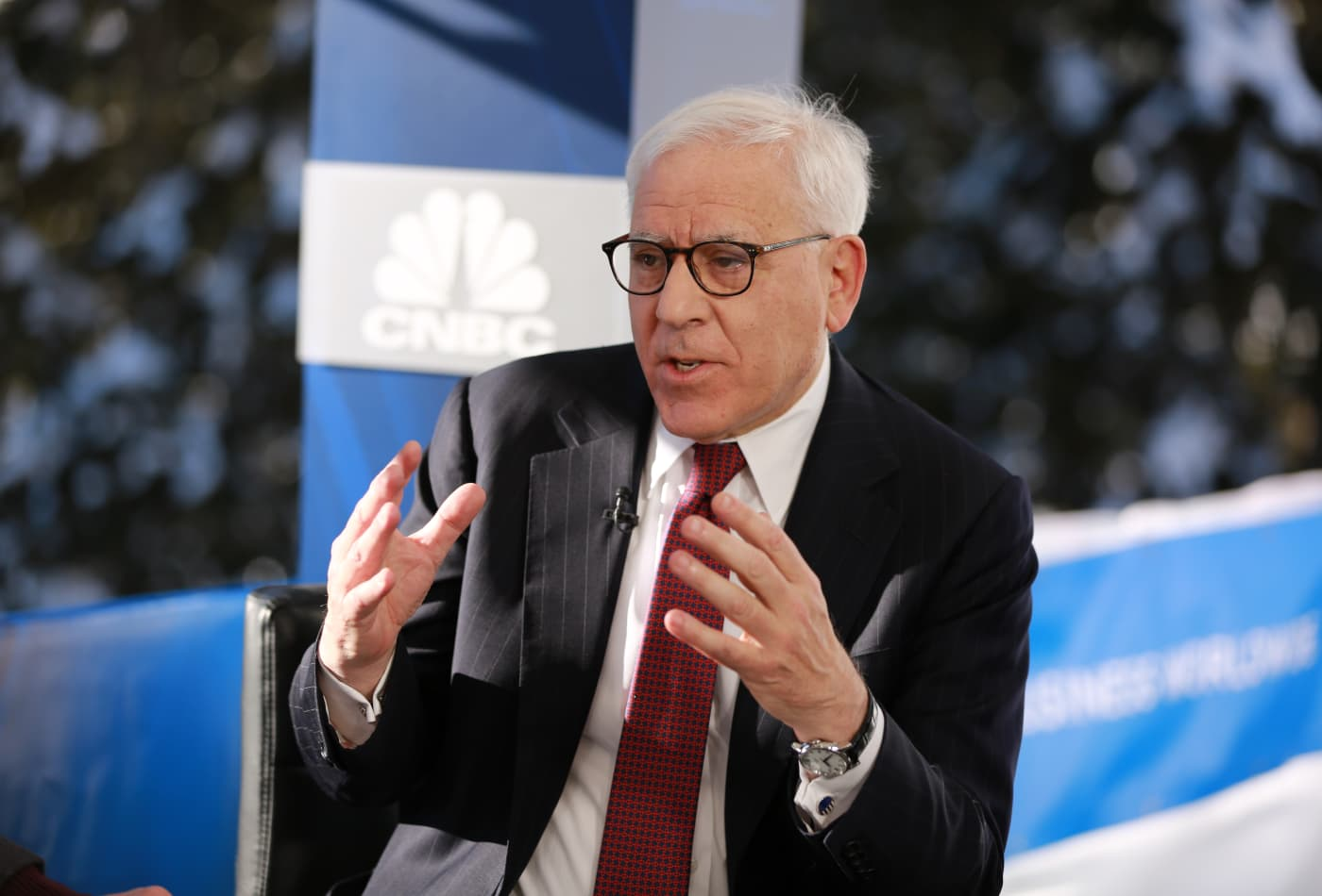 Carlyle's David Rubenstein: Trump 'policies seem to be working' to boost the US economy
