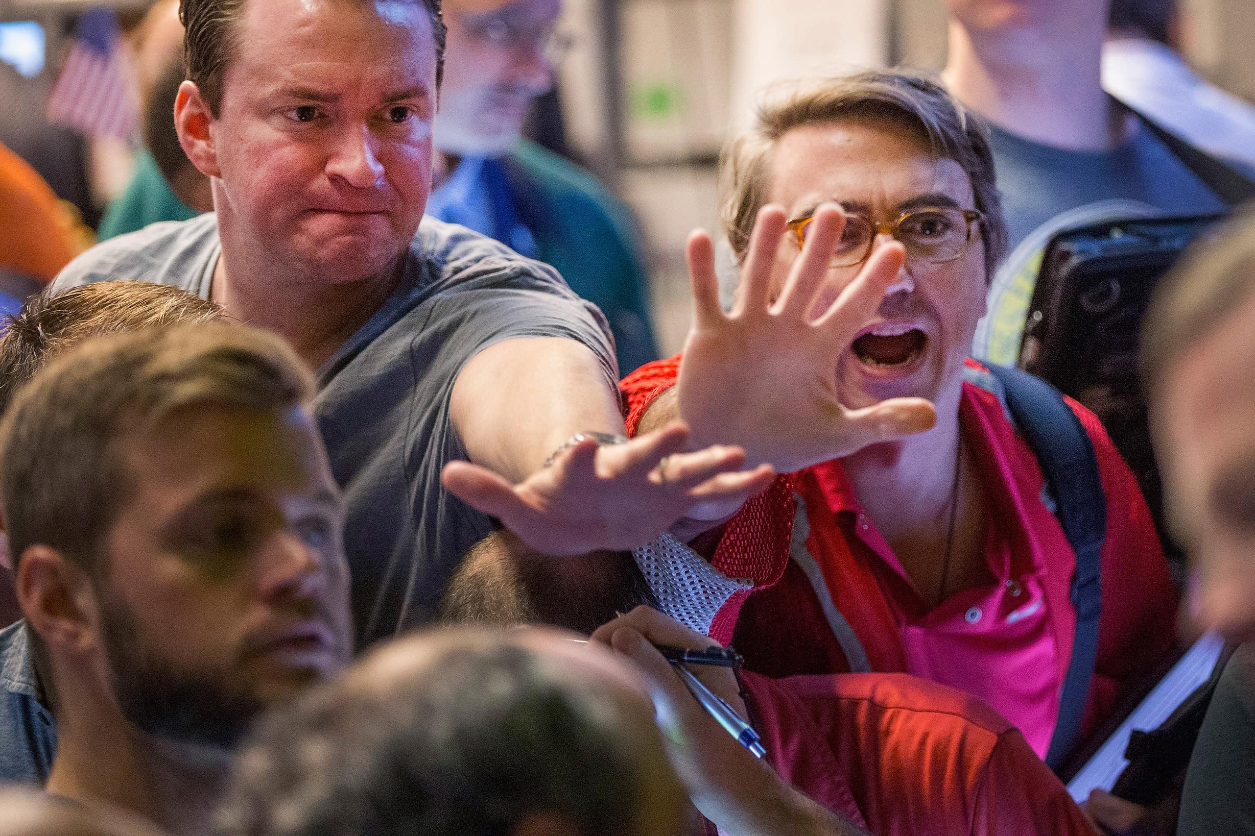 Morgan Stanley says economy on 'recession watch' amid bond warning