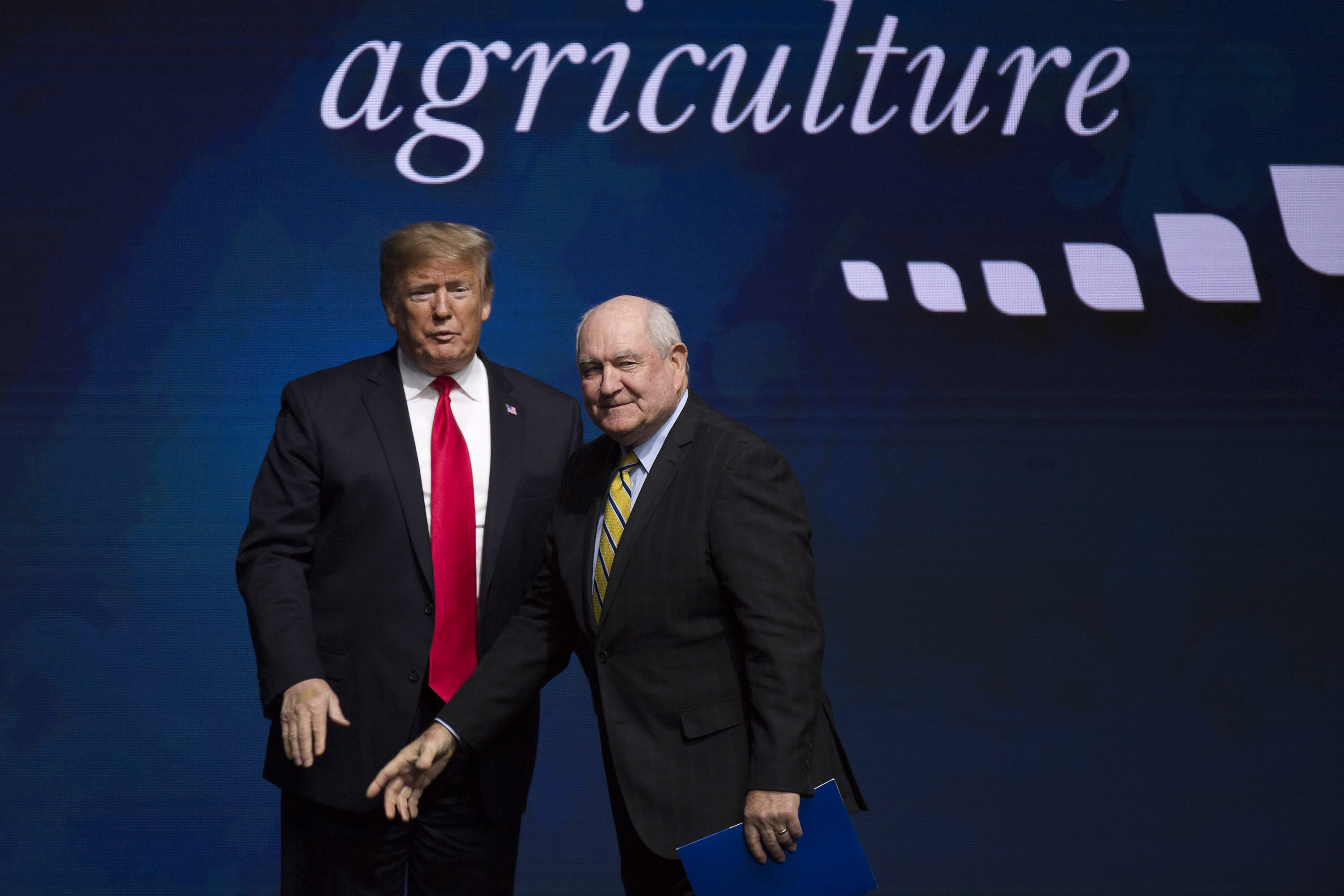 Agriculture Sec. Perdue: Trump wants an enforceable, reliable China trade deal