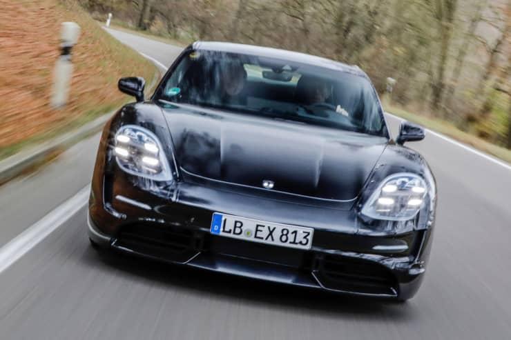 H/O: 2019 Porsche Taycan 1