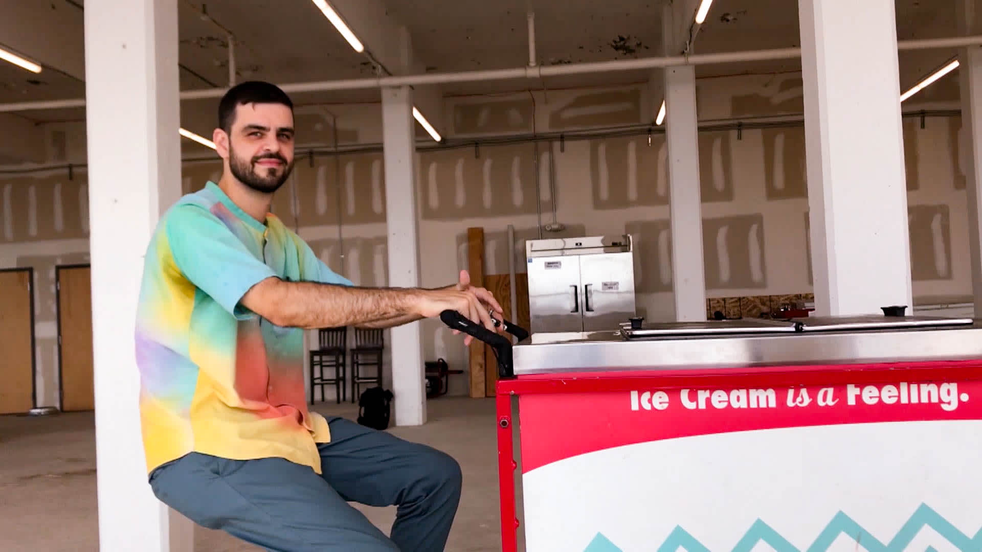 A homemade YouTube video helped this wacky-flavored ice cream company bring in $1 million