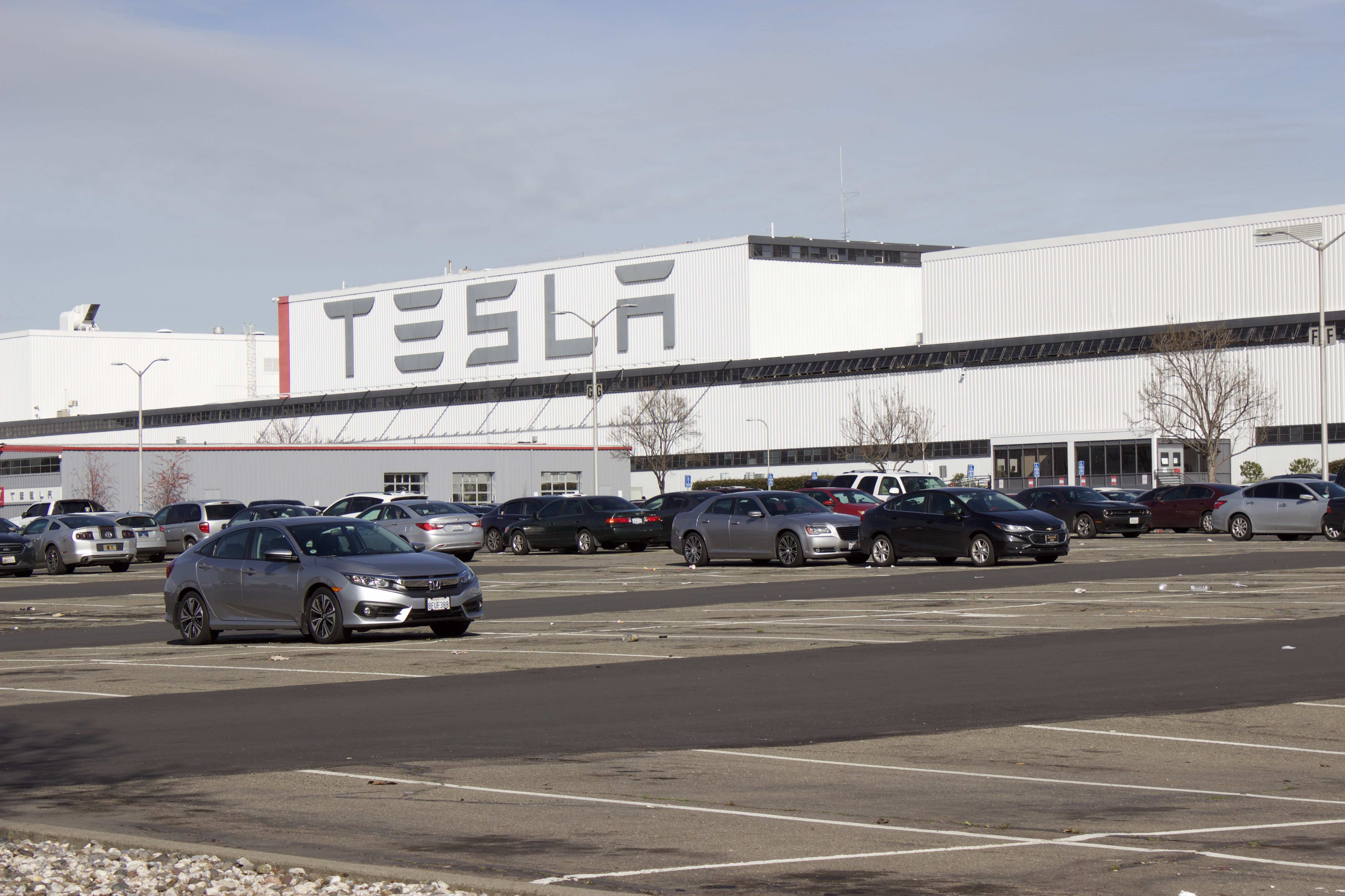 Here's how many people Tesla laid off at its California facilities