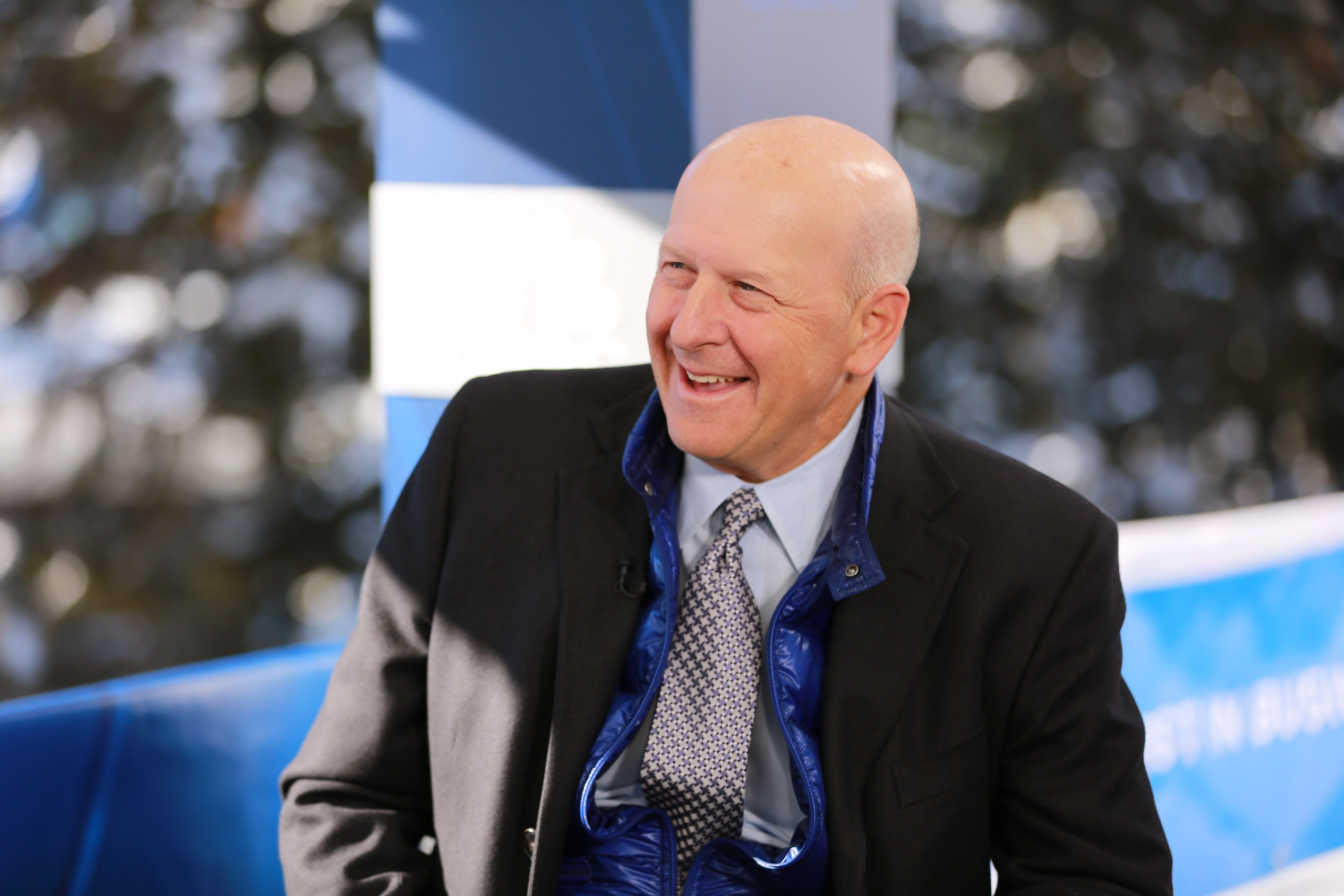 Goldman won't take companies public without at least one diverse board candidate, CEO says