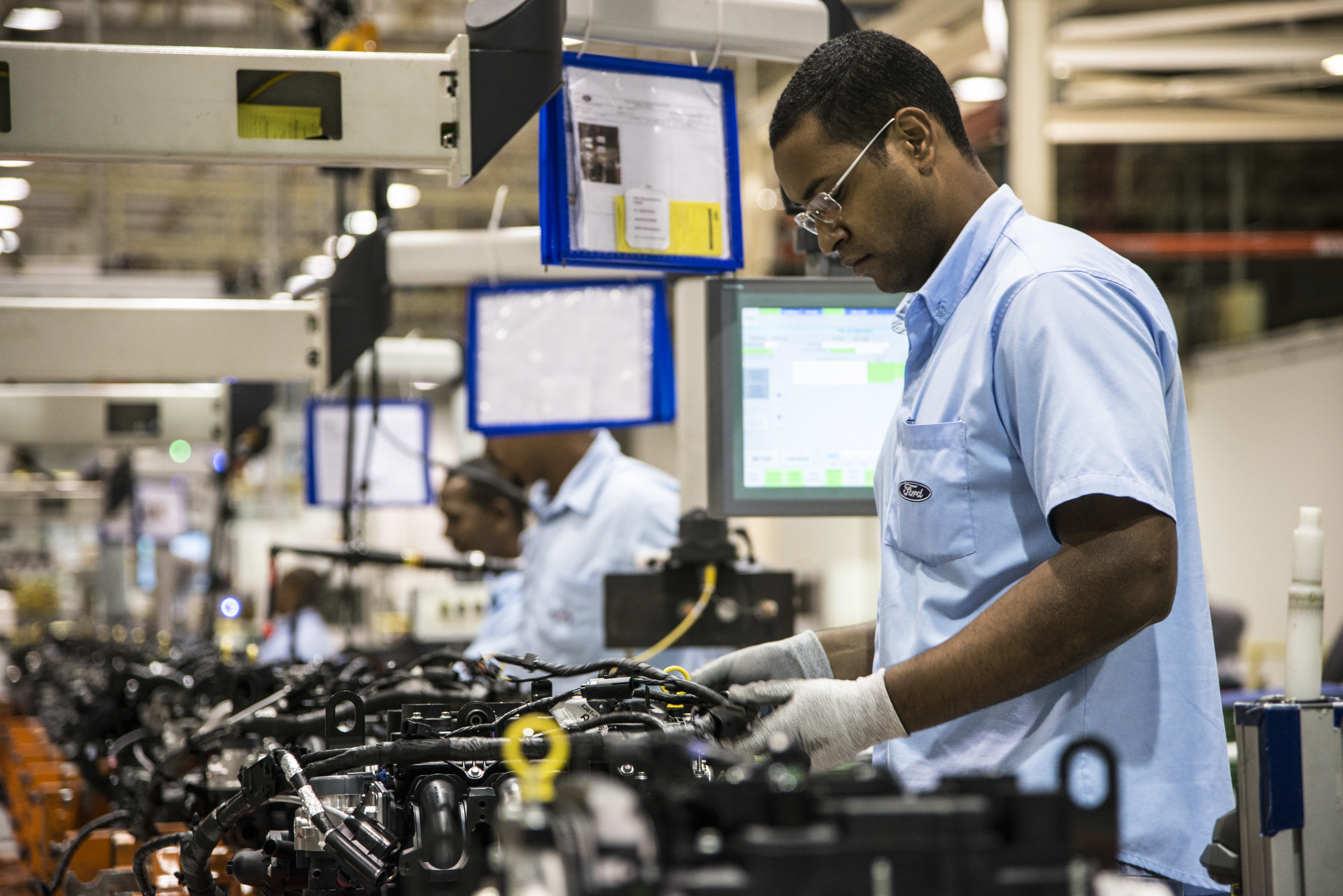 Ford to end production in Brazil, sees $4.1 billion in charges from South American restructuring thumbnail