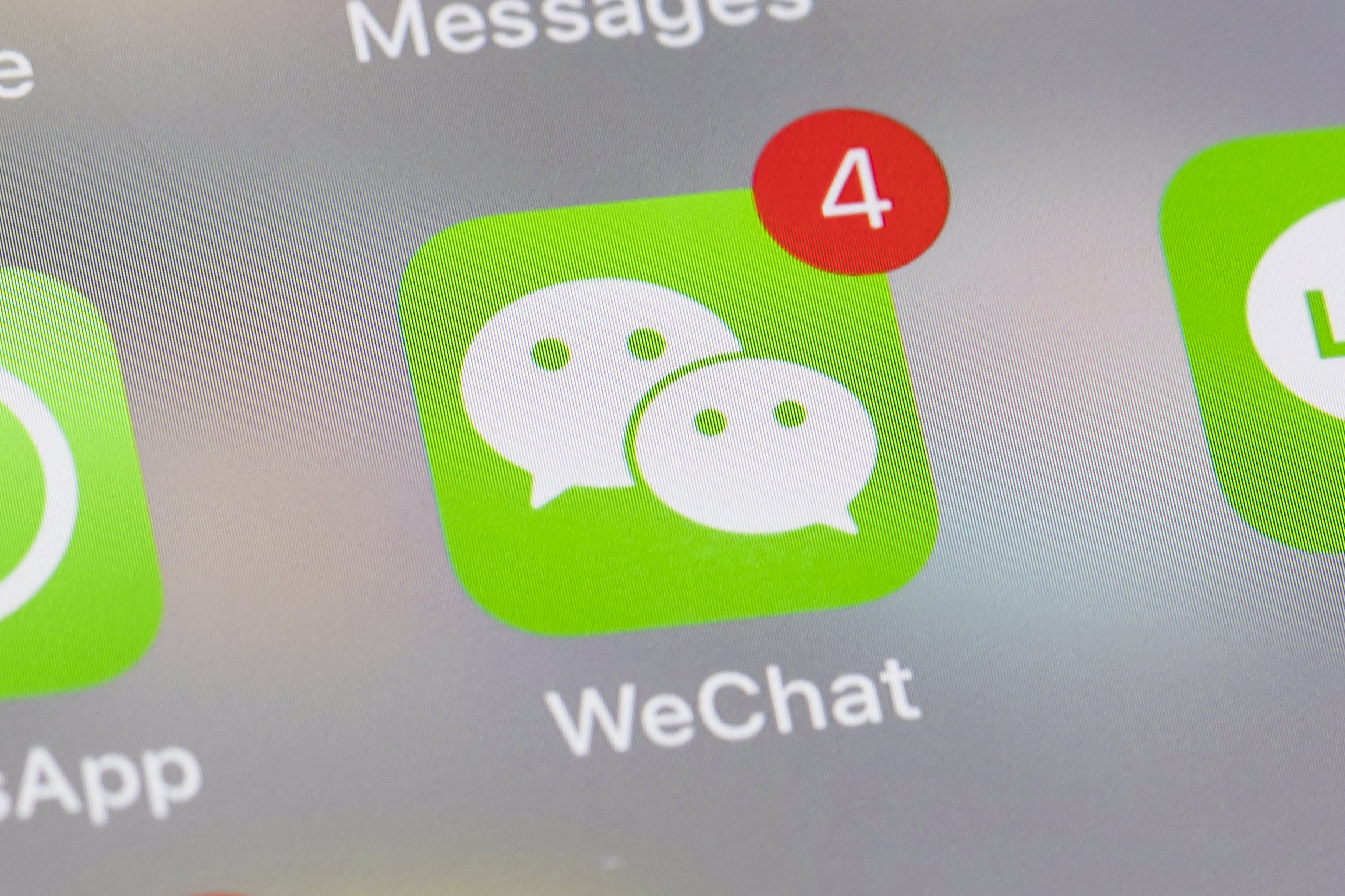 Tencent's WeChat update may pressure Apple in China