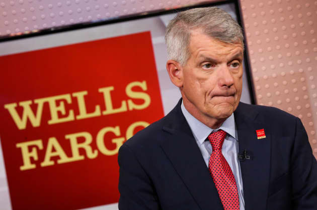 CNBC Tim Sloan CEO Of Wells Fargo MM 190125 9