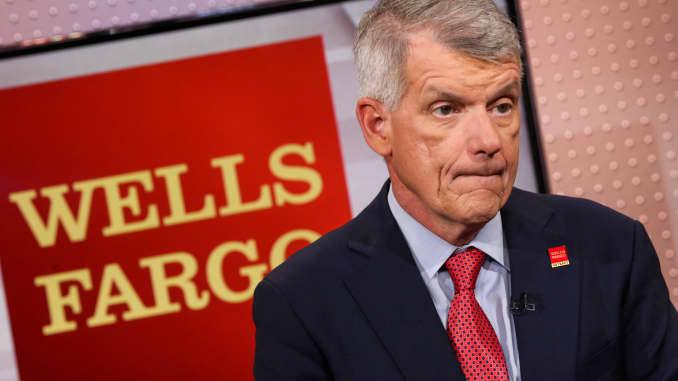 Wells Fargo, Mastercard CEOs: Blockchain has yet to live up