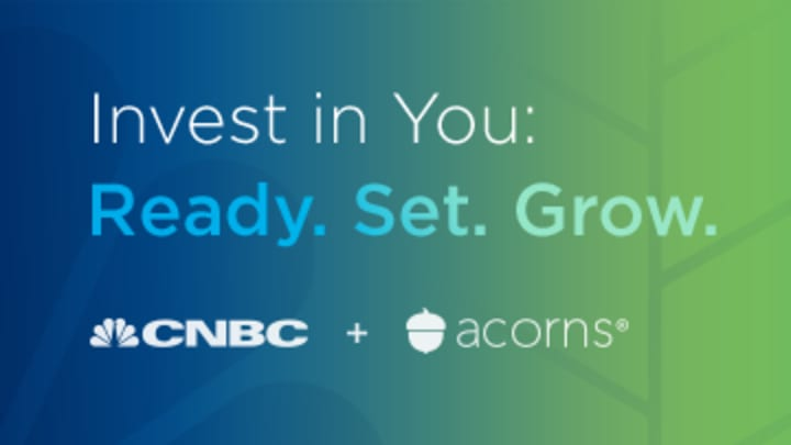CNBC AND ACORNS ANNOUNCE STRATEGIC PARTNERSHIP