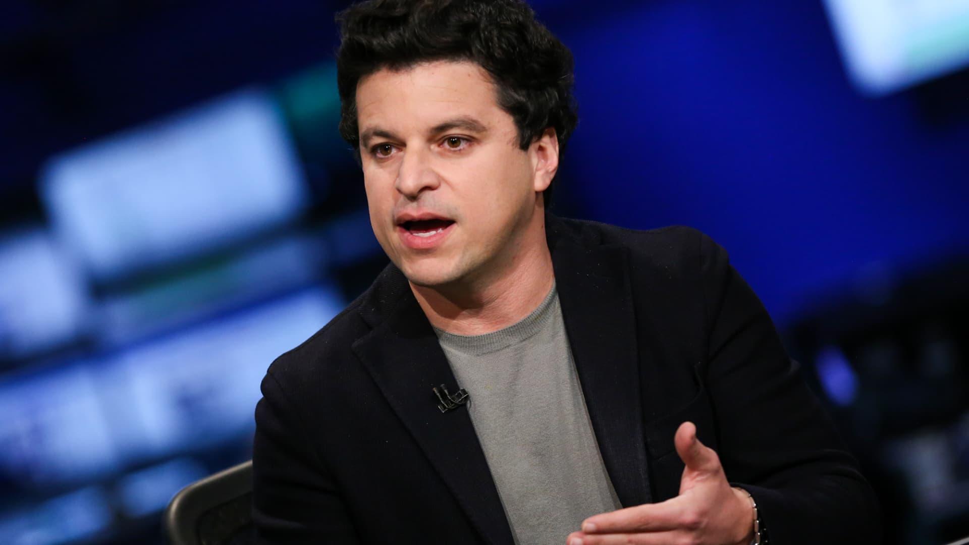 Noah Kerner, CEO of Acorns.