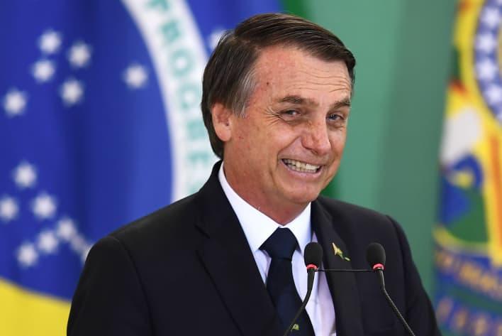 É INTERNACIONAL: COM BOLSONARO, BRASIL É O NOVO FAVORITO DE WALL STREET PARA INVESTIMENTOS