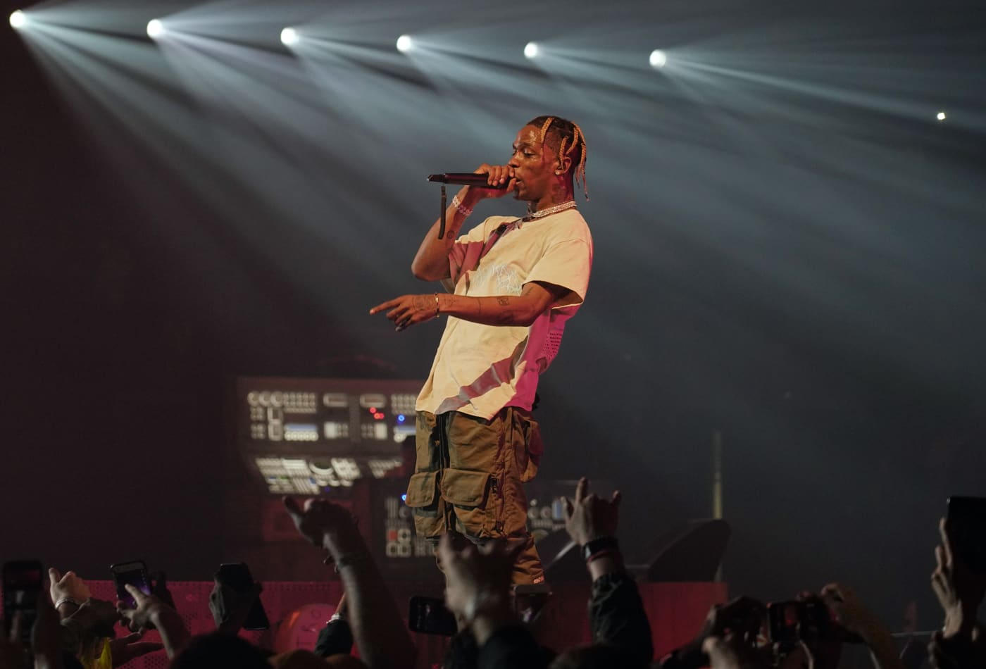 36c0f31942d2 Grammy-nominated rapper Travis Scott wants to study architecture at Harvard