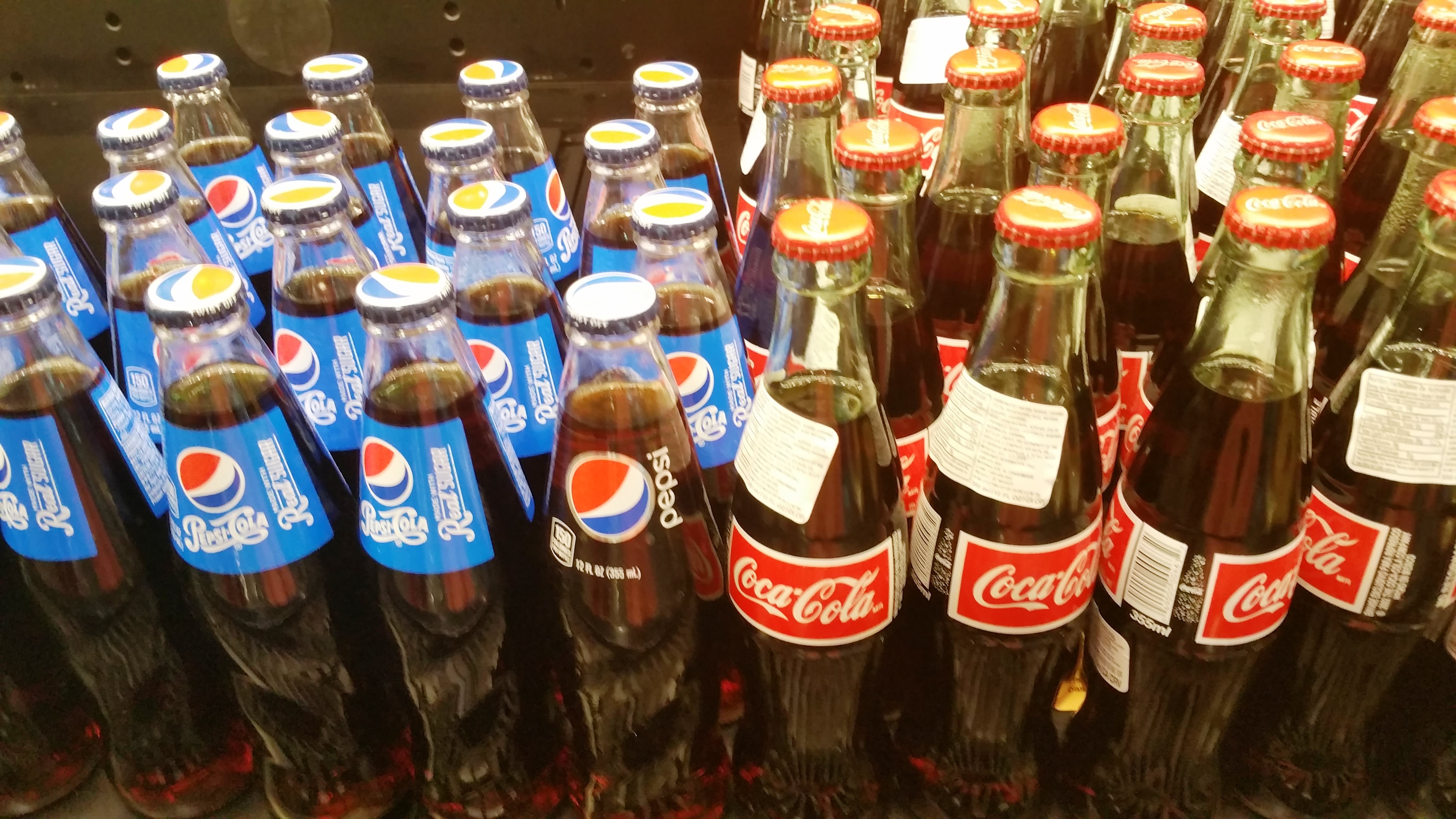 Would investing $1,000 in Coke or Pepsi have made you richer