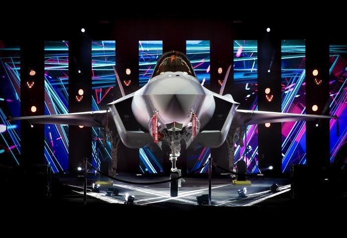 Lockheed Martin's F-35 fighter program gets $34 billion Pentagon contract, its biggest yet
