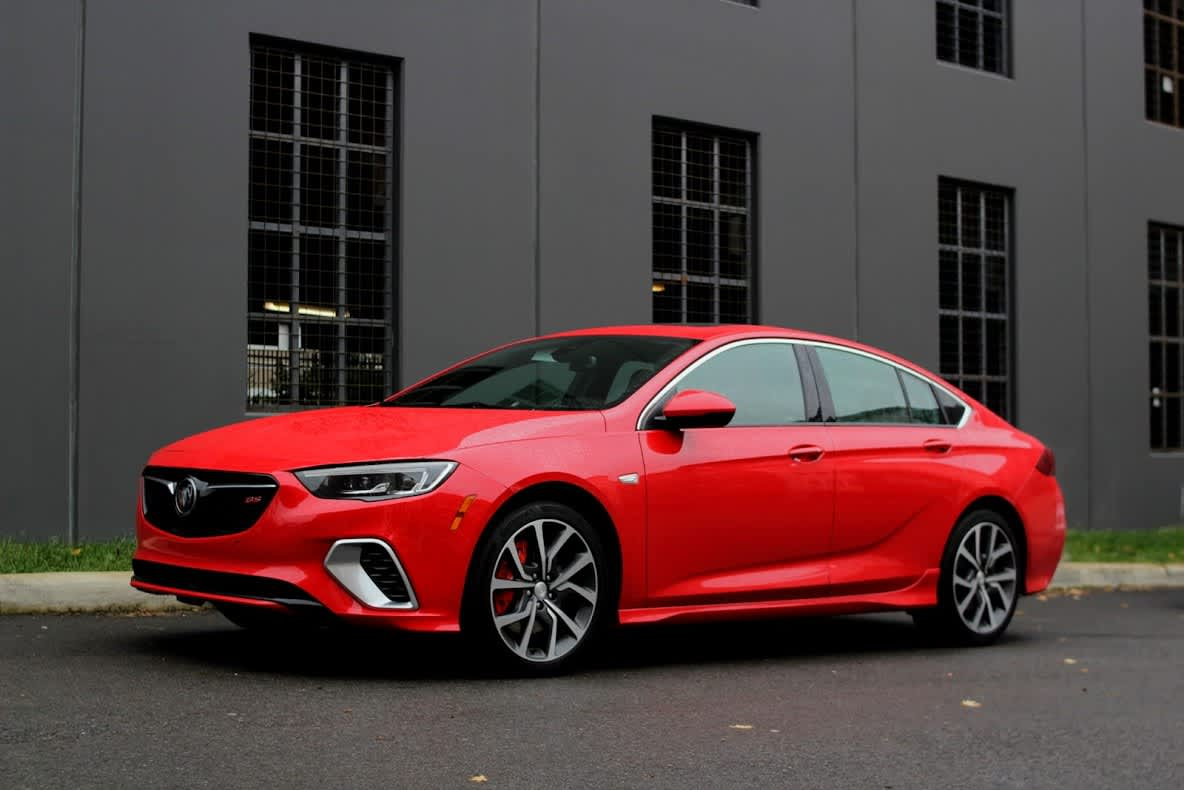 GM axes Buick Regal as consumer demand continues shift to SUVs, crossovers