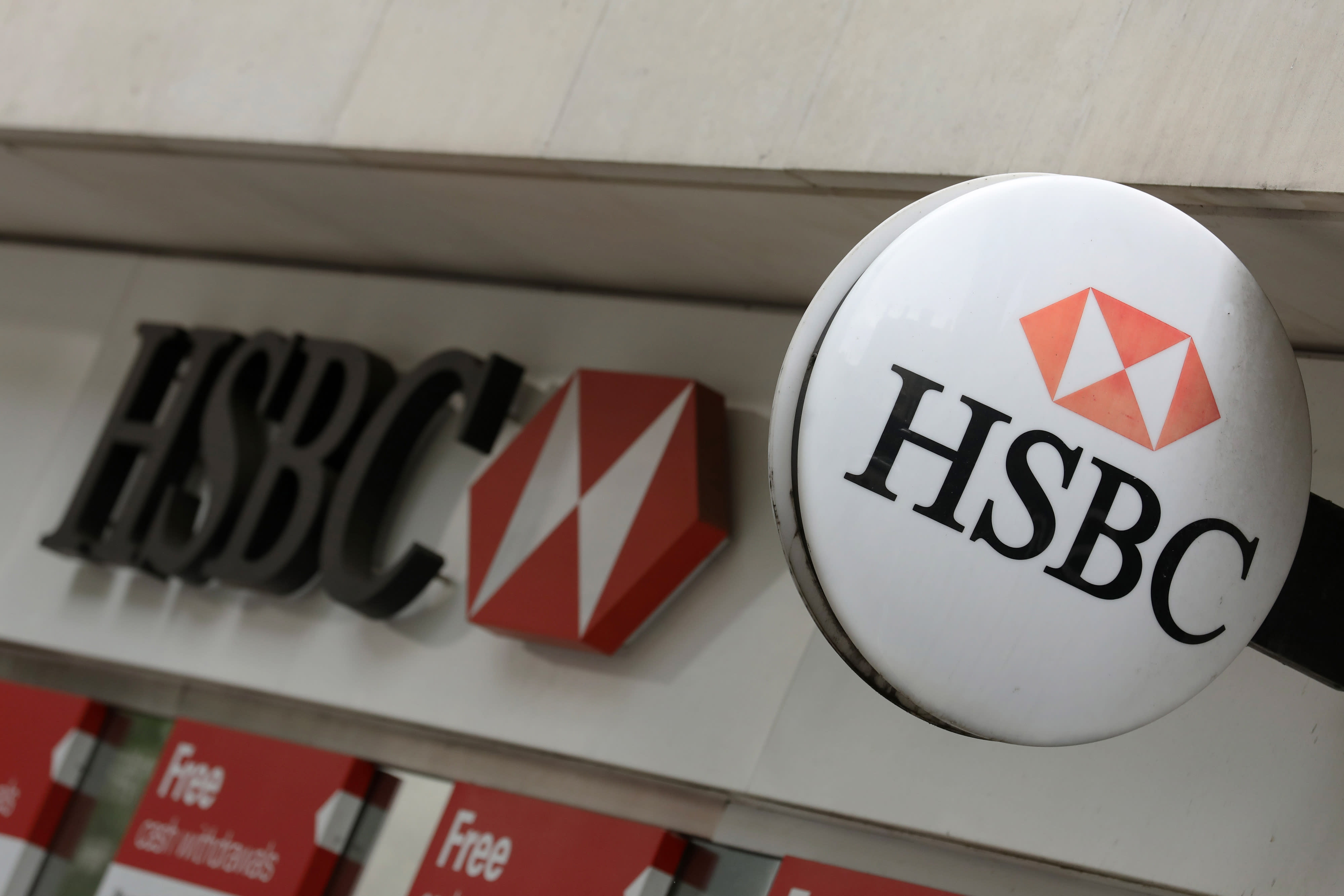 HSBC reportedly plans to cut up to 10,000 jobs in drive to slash costs