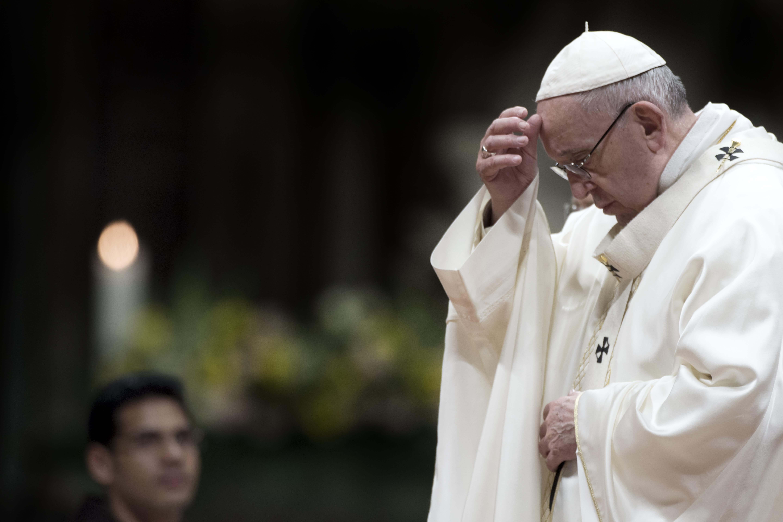 Pope denounces 'cruel violence' of Sri Lanka Easter bomb attacks