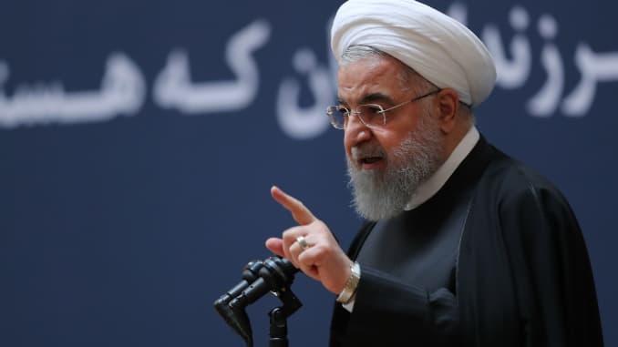 PA: Rouhani Iran