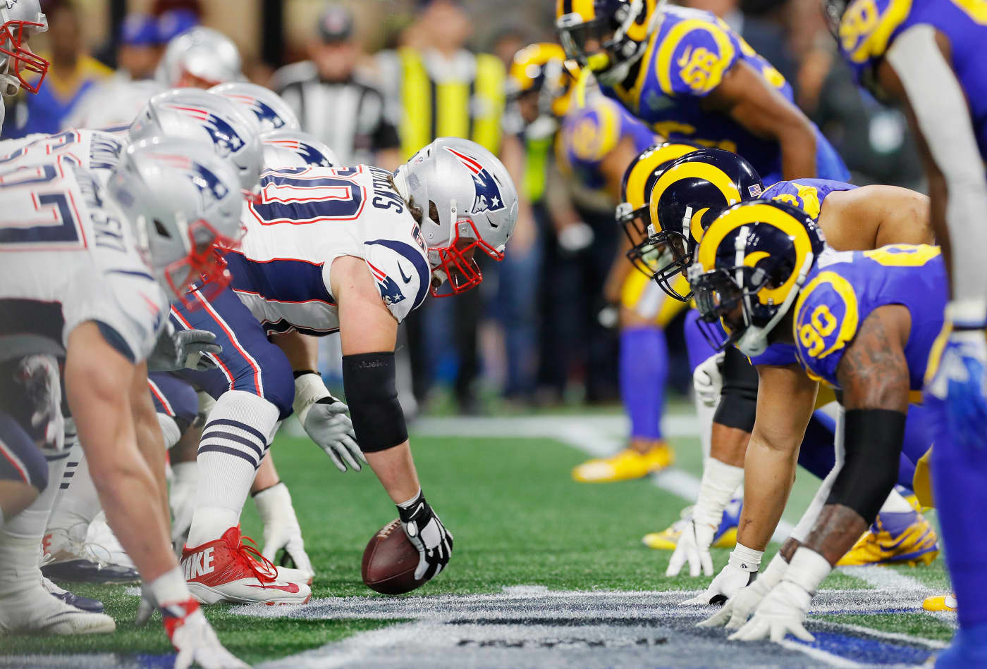 Super Bowl draws lowest TV audience in more than a decade