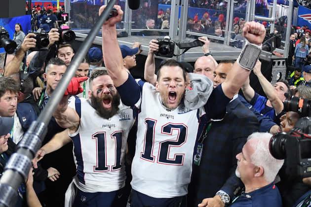 76d555fb Super Bowl LIII winner: New England Patriots beat Los Angeles Rams