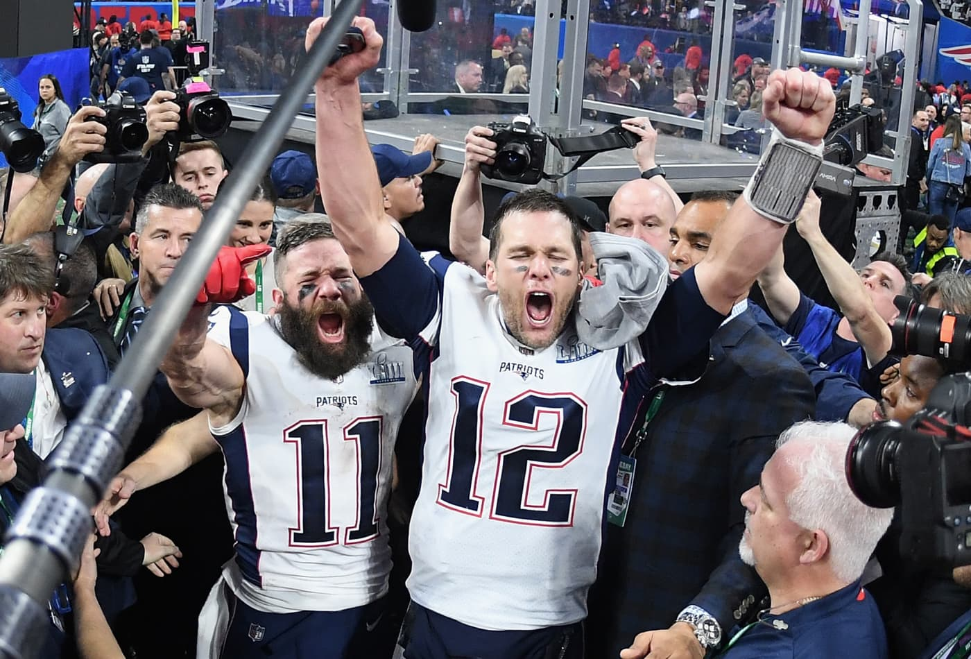 How much money the Patriots get for winning the Super Bowl