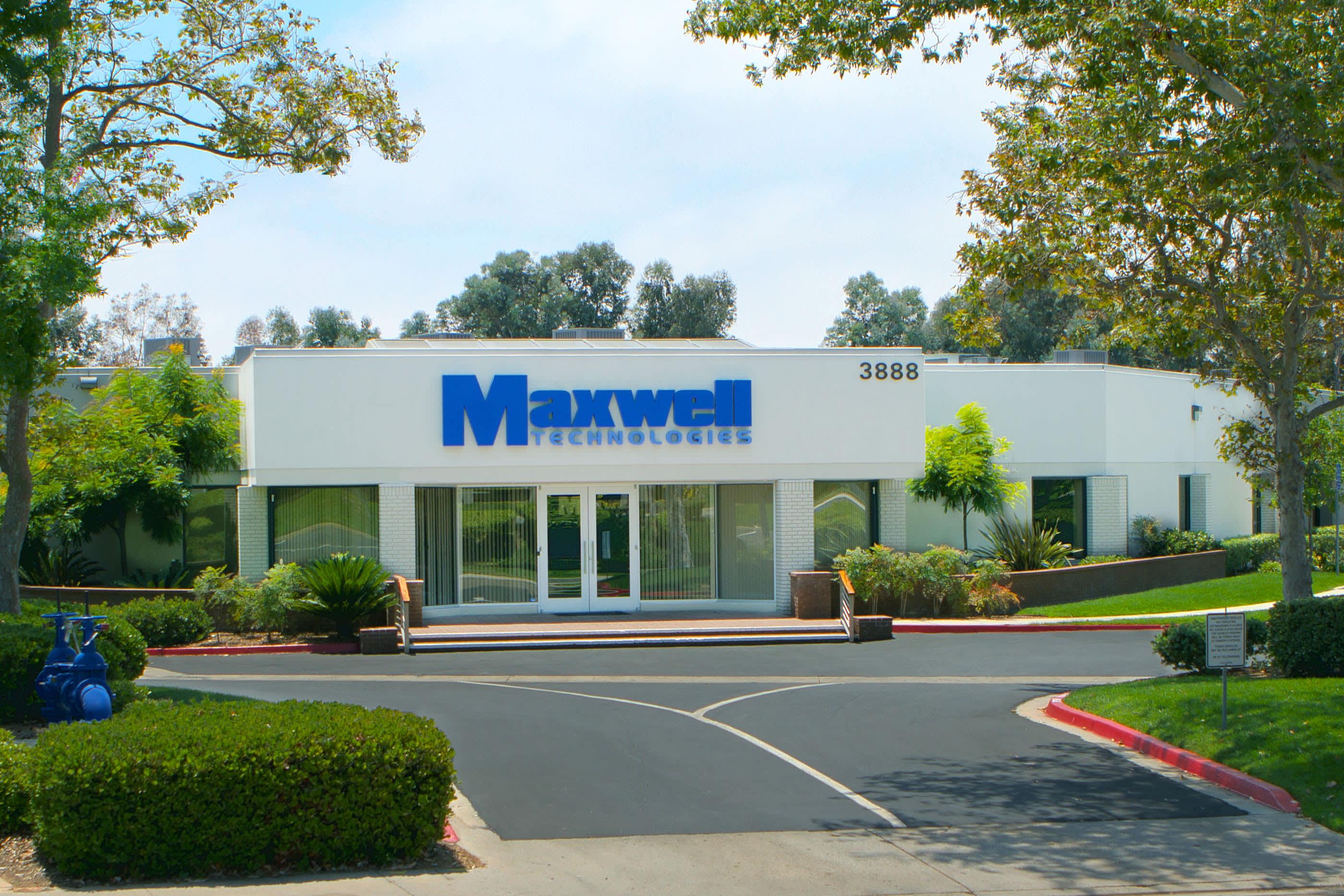 Tesla to buy energy tech company Maxwell Technologies for