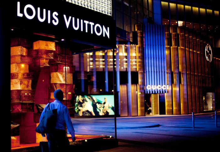GP: LVMH Louis Vuitton China 190204