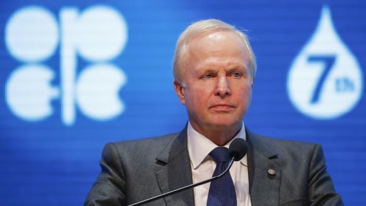 Climate change: BP says activists should avoid polarizing