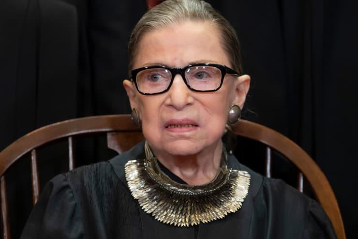 AP:Ruth Bader Ginsburg 181130