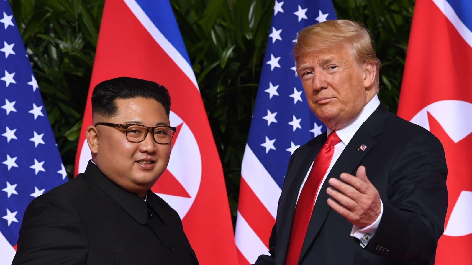 North Korea Leader Kim Jong Un Prepares For Summit With Trump