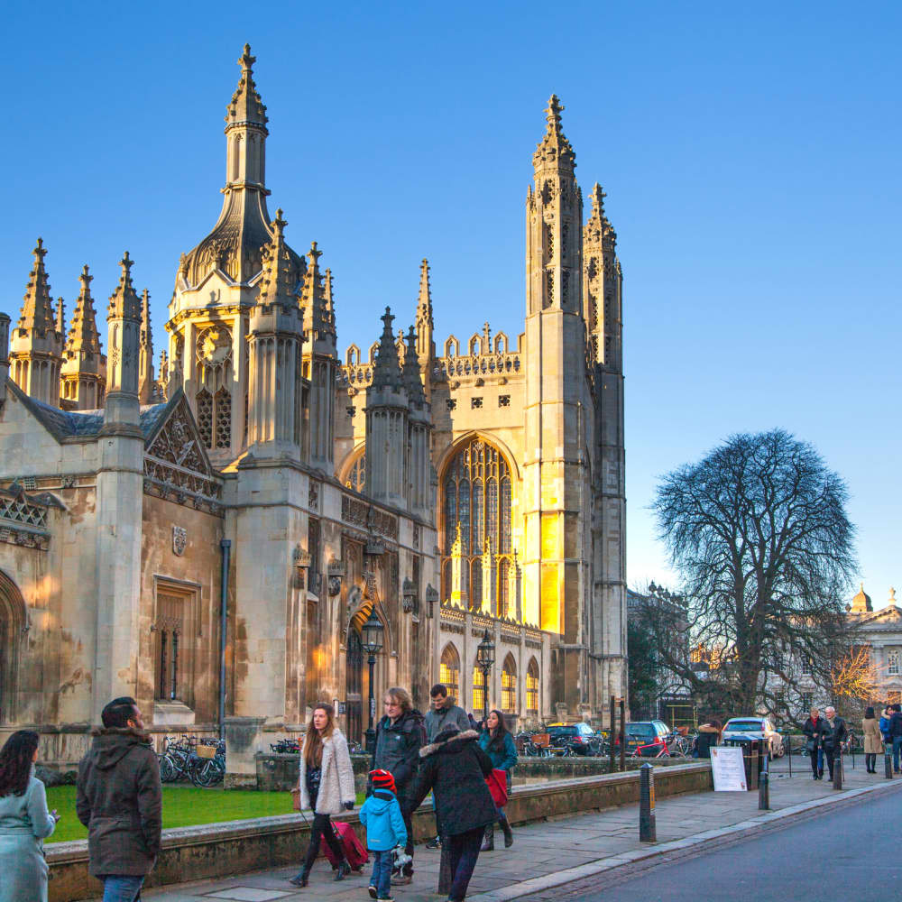 Billionaire businessman gives record $130 million donation to Cambridge University