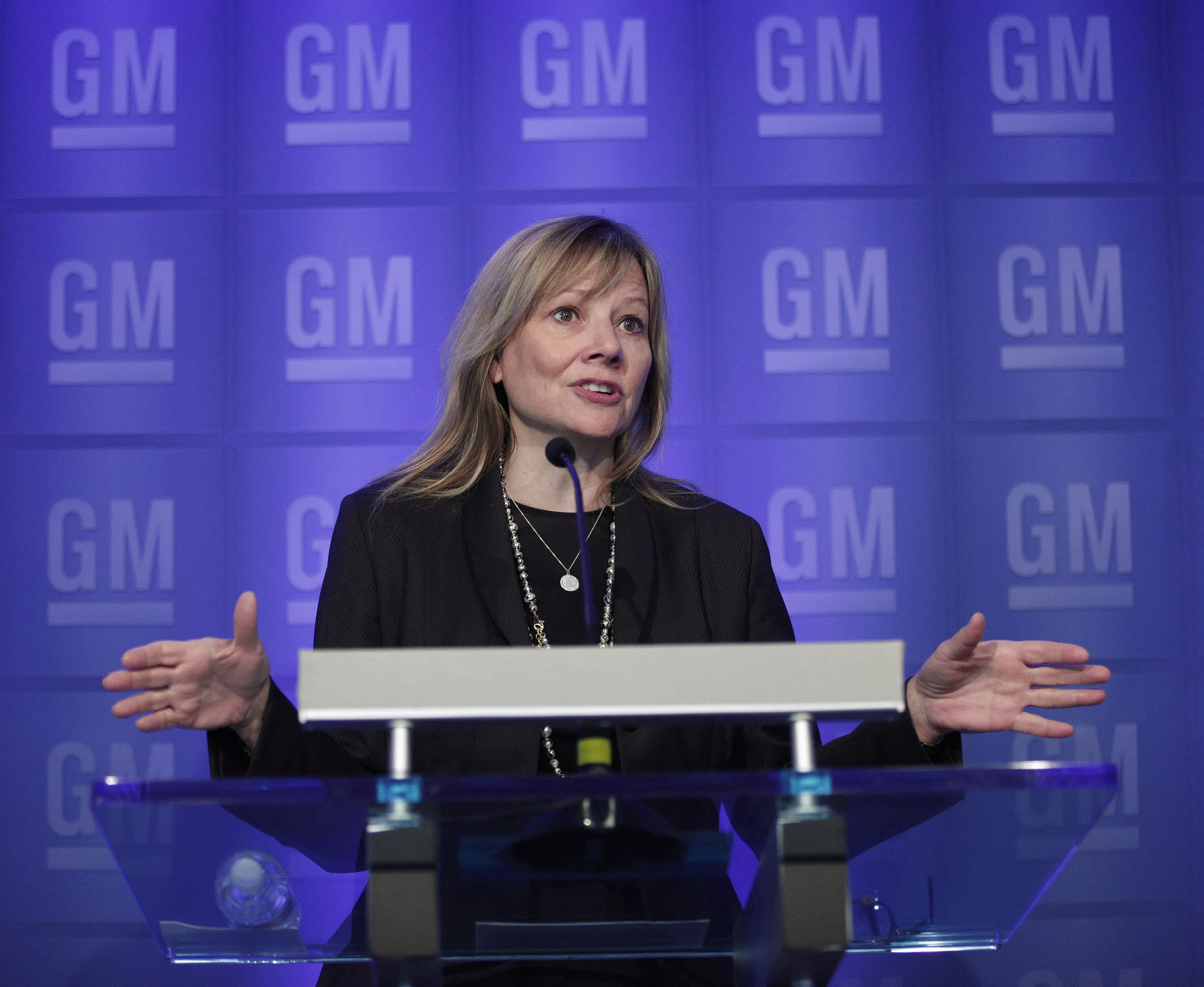 GM withdraws support for Trump's lawsuit against California over emissions