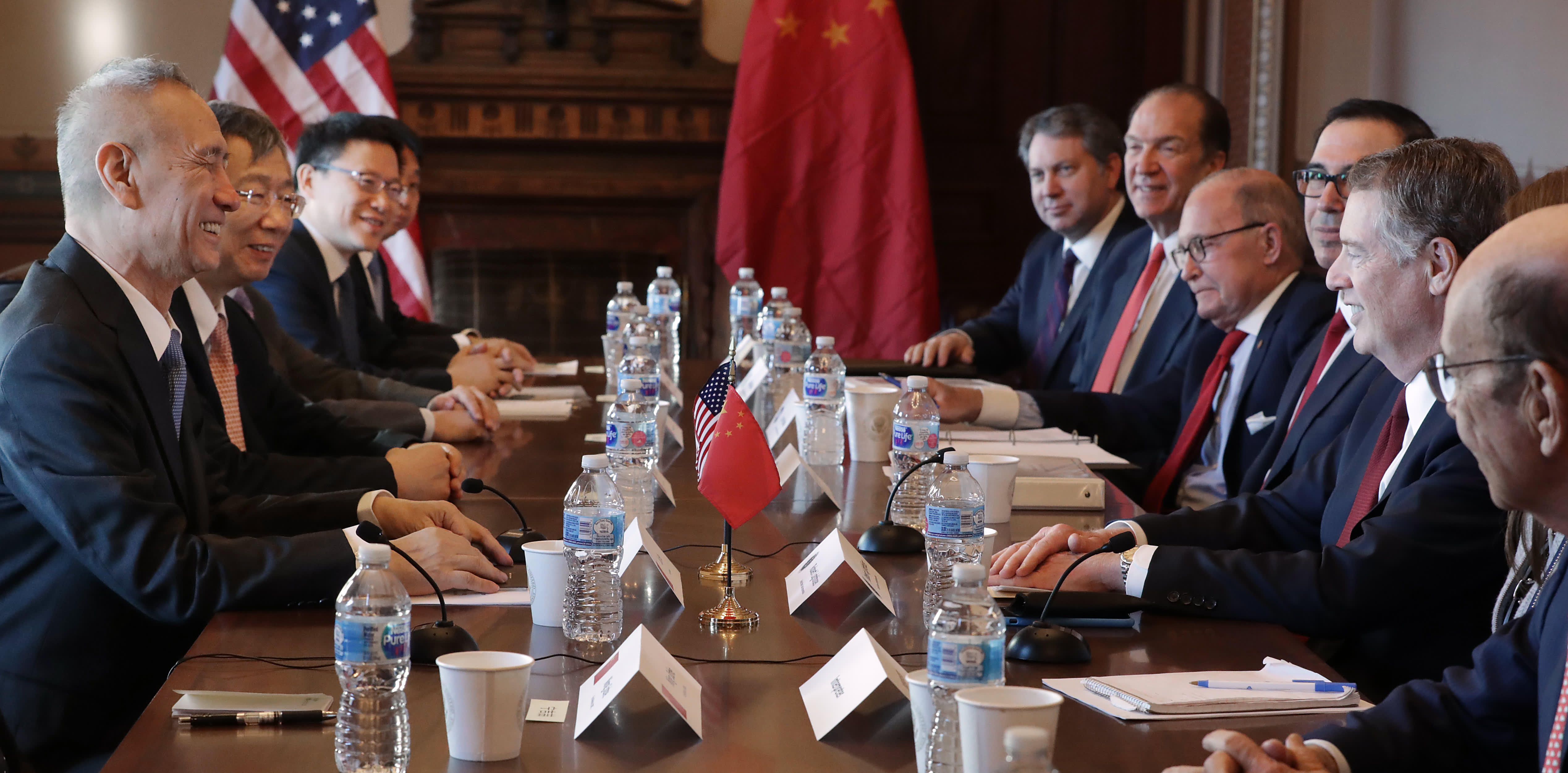 China invited US negotiators to Beijing for round of trade talks