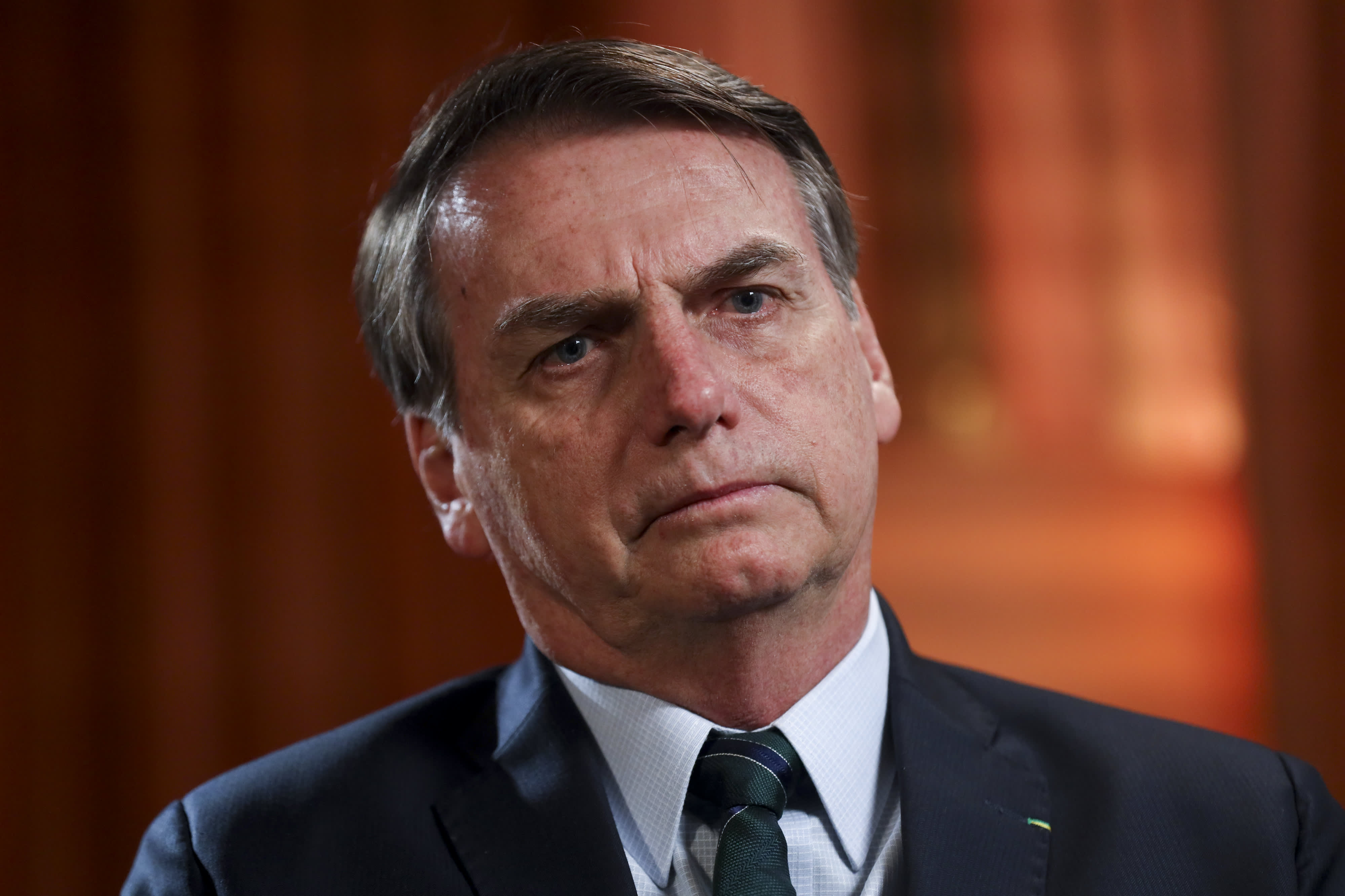 Brazil's Bolsonaro accuses French president of 'colonialist mindset' after calls for action on Amazon fires