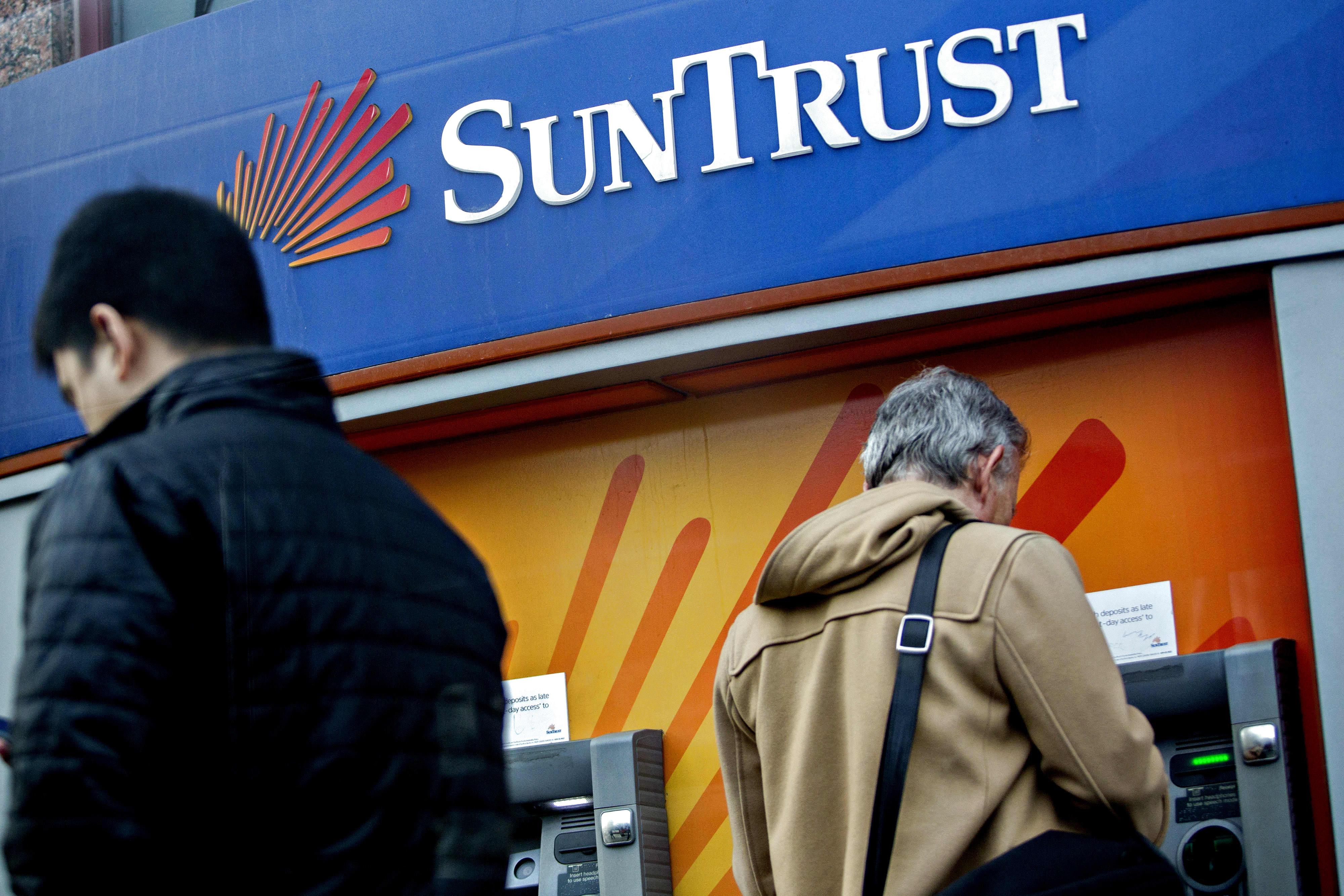 Suntrust, BB&T merger a product of technology on Wall Street