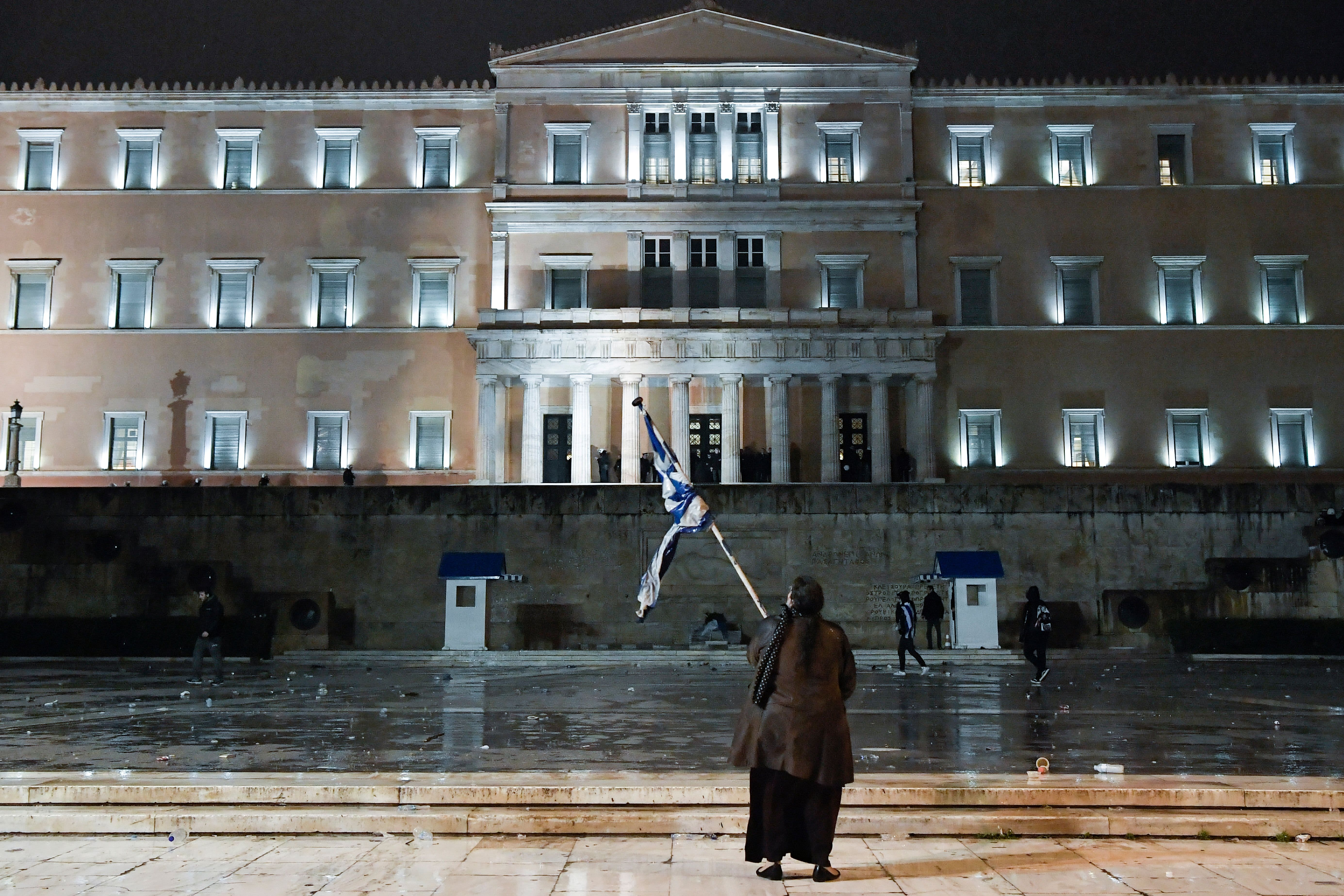 Greece financial crisis still evokes pain and fear in Athens