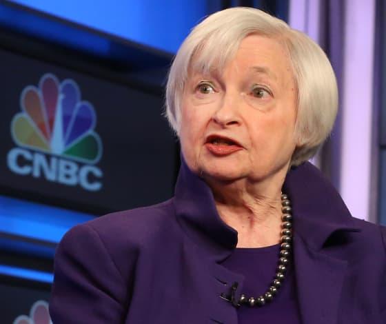 Biden chooses former Fed Chair Janet Yellen to be Treasury secretary