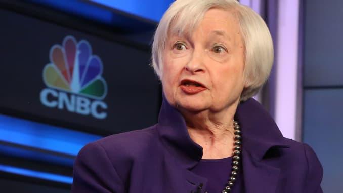 Biden chooses Janet Yellen to be Treasury secretary