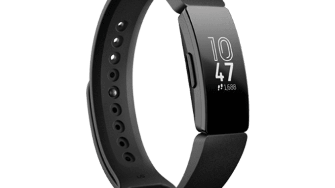 Fitbit Inspire is available only through your employer