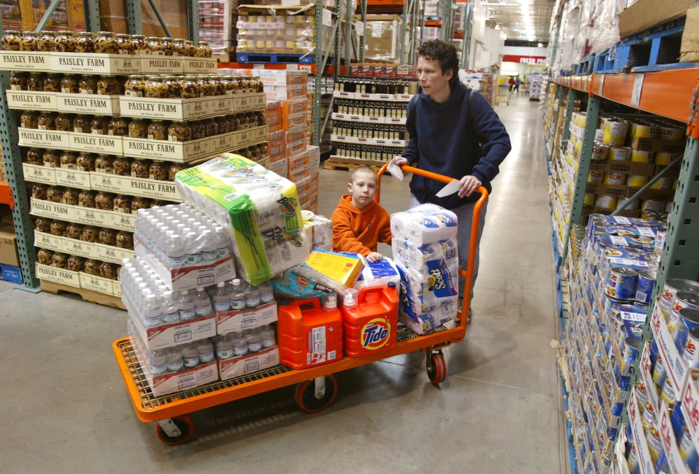Special dividend for shareholders is always on the table, Costco CEO says