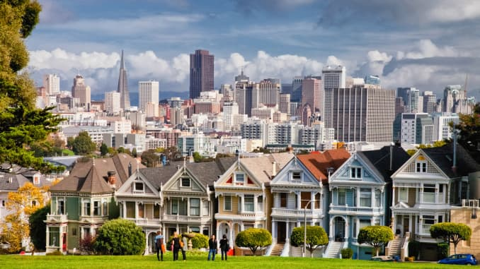 Forget San Francisco: 5 cities where Bay Area techies want