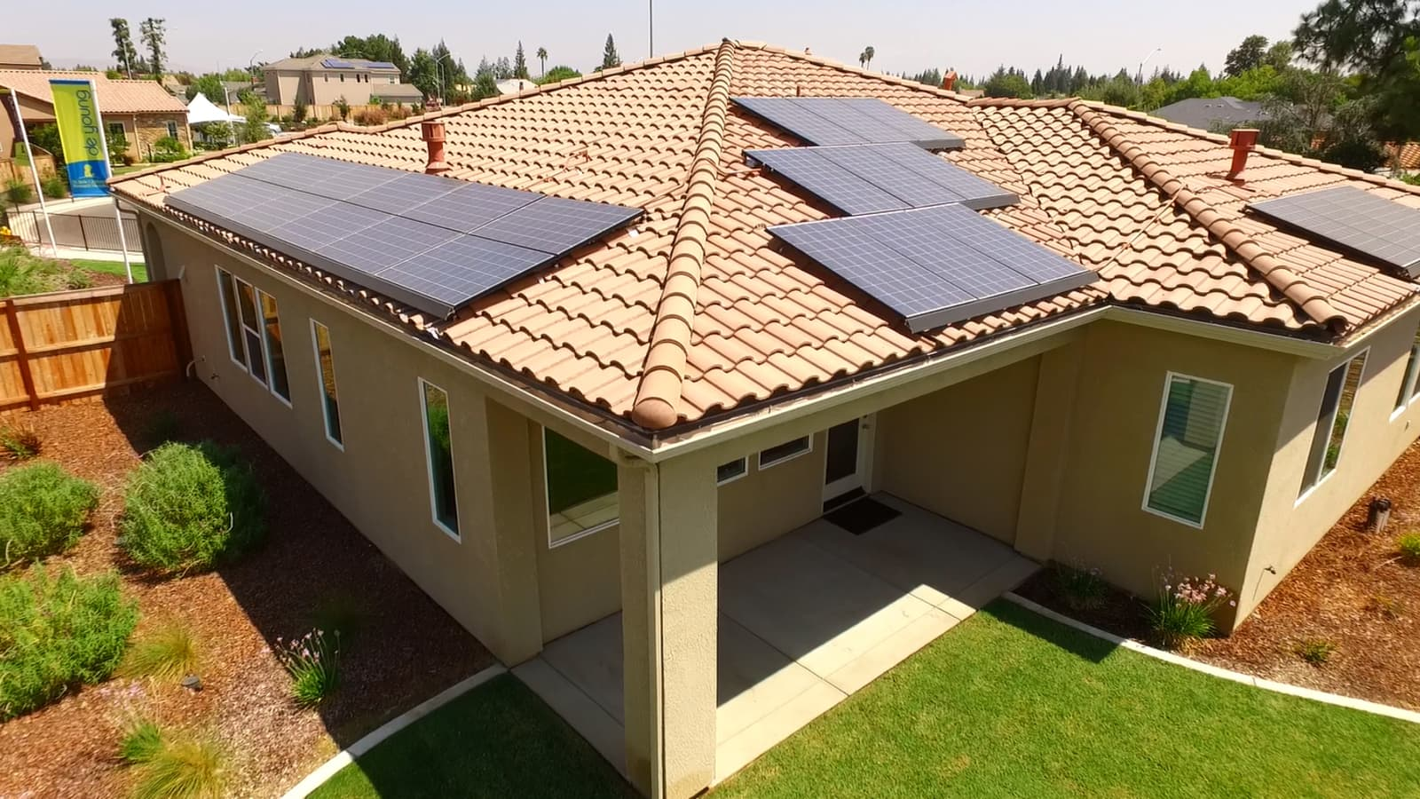 Solar Panels For Homes In California
