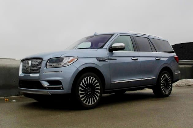 Review The 2019 Lincoln Navigator Black Label Returns To Luxury Roots
