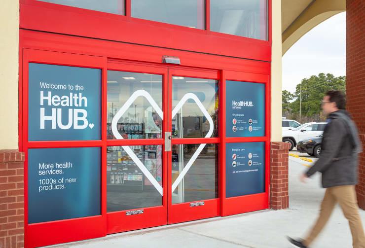 Handout: CVS HealthHUB 2