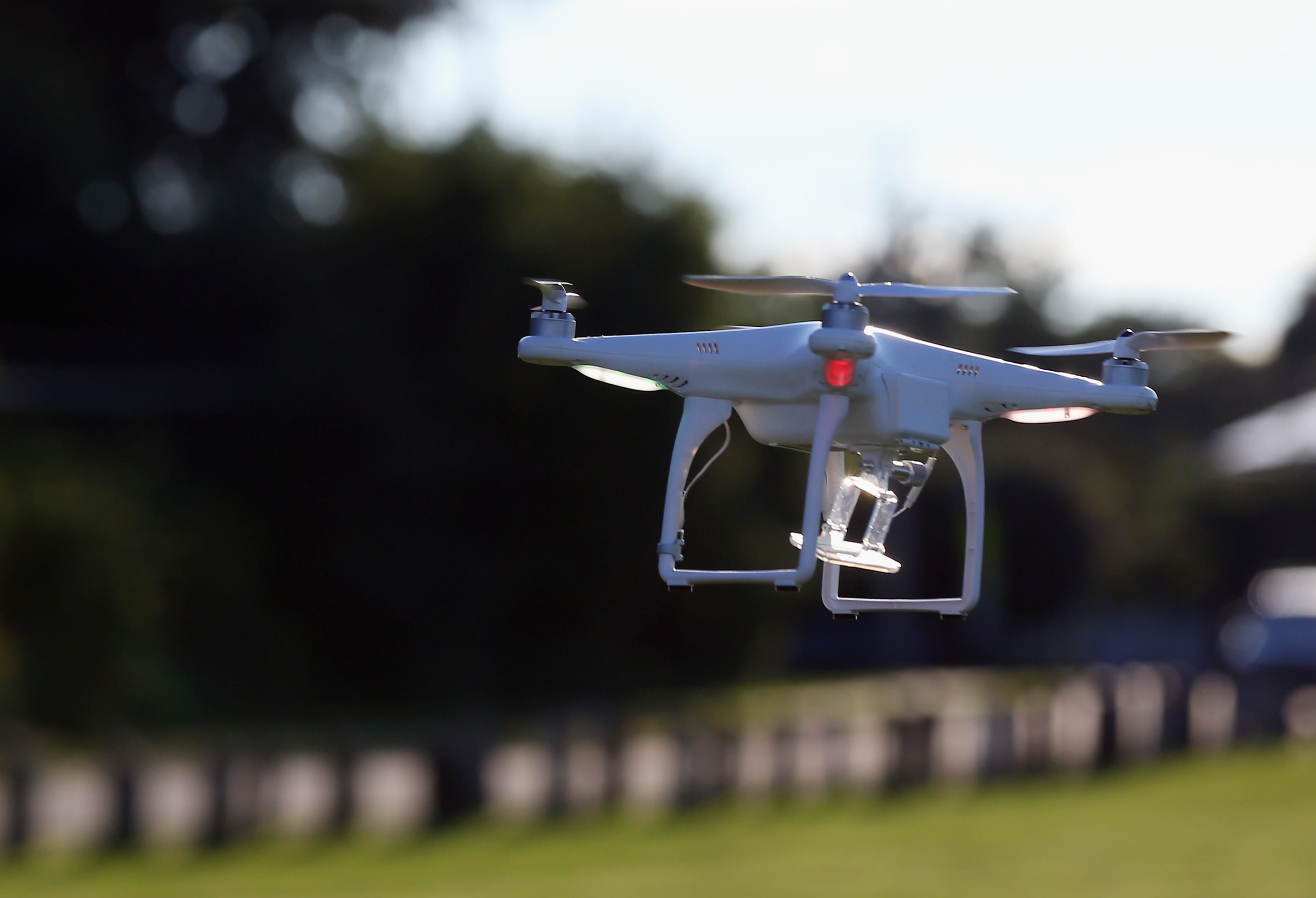 A Drone Just Flew a Kidney to a Transplant Patient for the First Time Ever