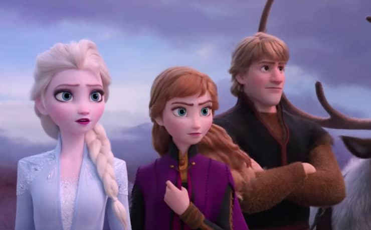 SS: Frozen2 trailer  1